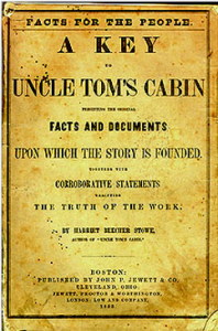 biographies of harriet beecher stowe and the importance of her story uncle toms cabin It was called uncle tom's cabin stowe seeing uncle tom's character as being too like most white writers of her day, harriet beecher stowe could not.