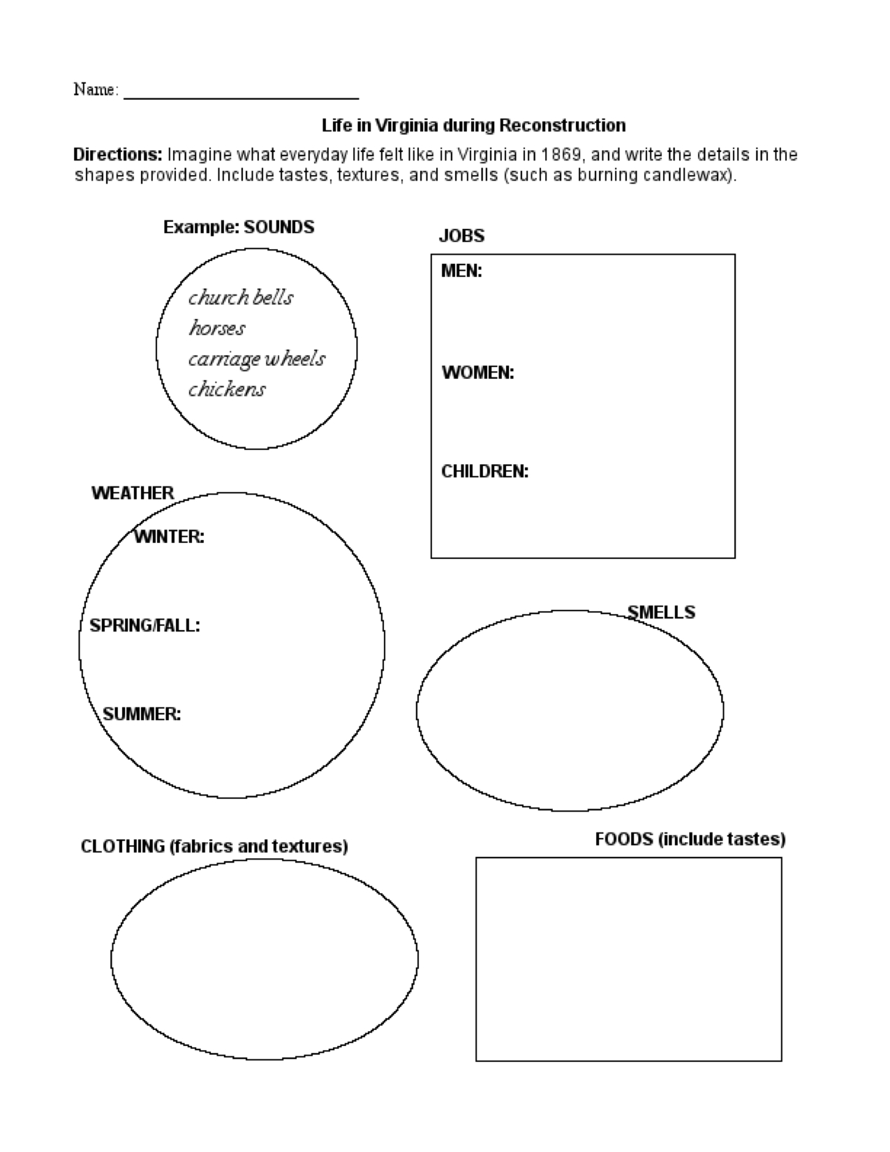 reconstruction worksheets worksheets releaseboard free printable worksheets and activities. Black Bedroom Furniture Sets. Home Design Ideas