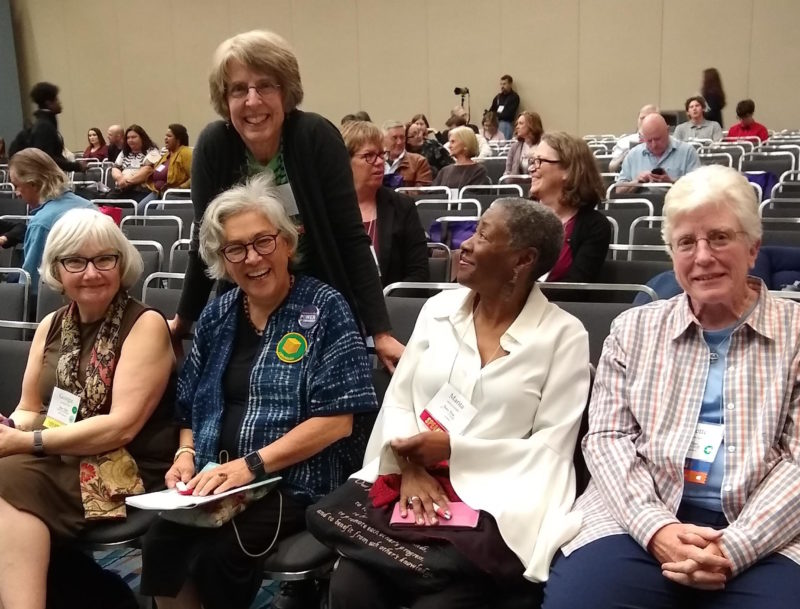 Photo from the 2019 JRW Conference