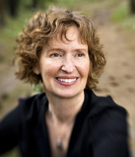 Frances Greenslade; photo by Stuart Bish