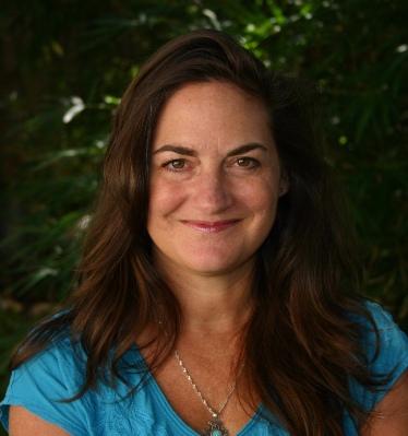 Samantha M Clark author photo