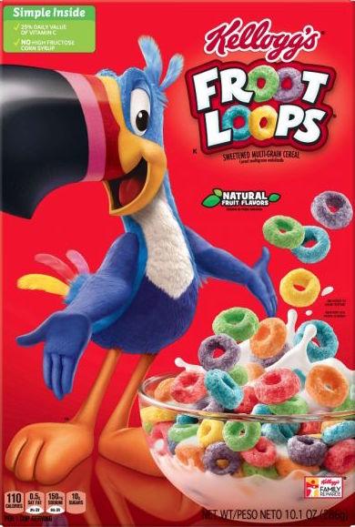 Kellogg's Froot Loops®